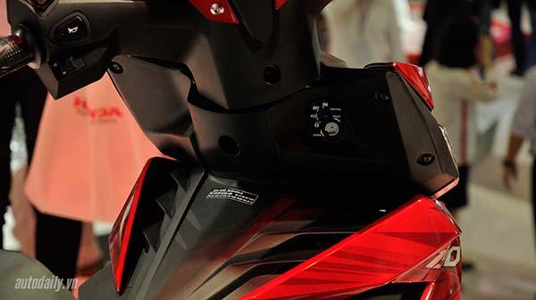 Sayap Honda Supra X 150 aka Winner