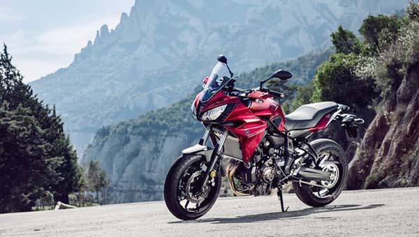 Yamaha Tracer 700 diperkenalkan di Eropa