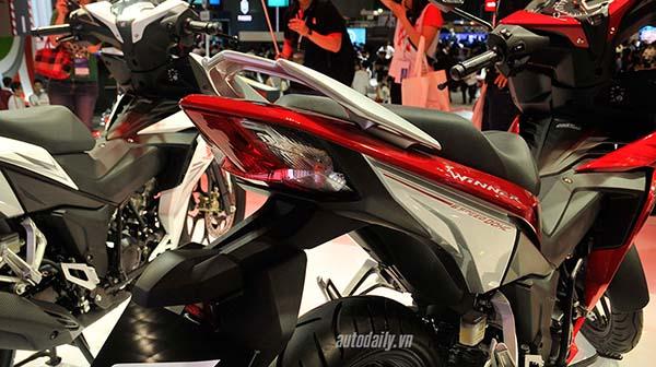 Honda Supra GTR150 versi Vietnam