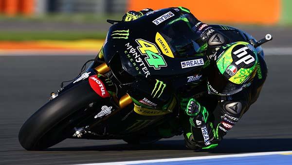 Pol Espargaro tim Tech3 Yamaha