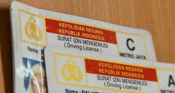 SIM (Surat Izin Mengemudi)