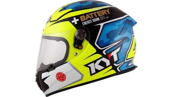 Helm KYT KR1 Sport