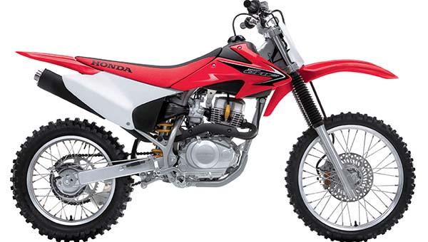 Honda CRF series, motor dual purpose penantang KLX