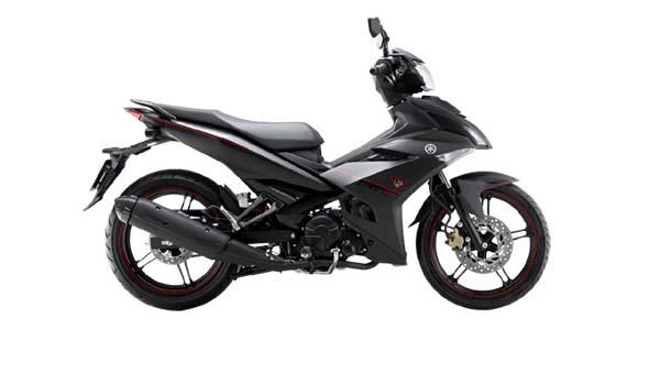 Yamaha Exciter 150 warna Doff