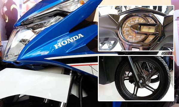 Fitur baru All New Honda BeAT eSP 2016