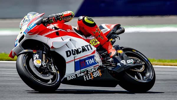 Ducati dominasi test MotoGP Austria