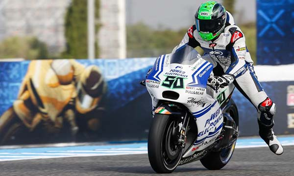Eugene Laverty ke WSBK