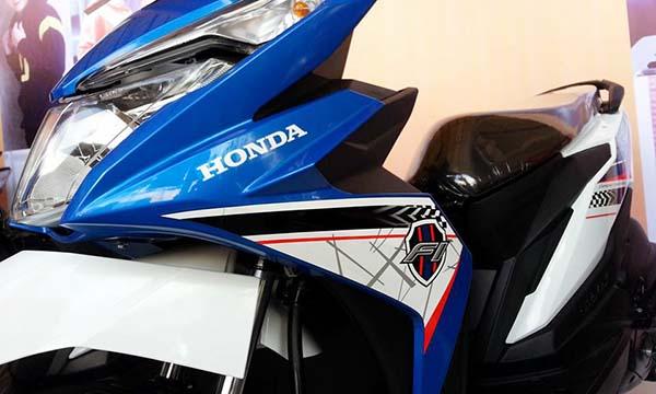 All New Honda BeAT eSP facelift 2016