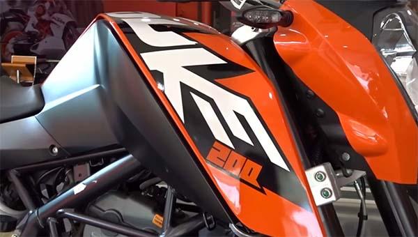 KTM Duke 200 jadi Rp 30 juta