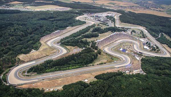 MotoGP Brno Ceko