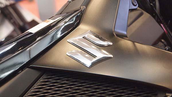 Emlem 3D Suzuki