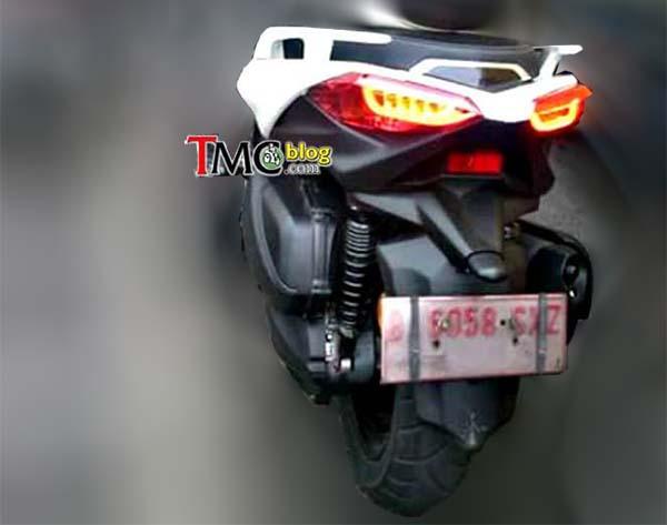 Yamaha XMax 250 ditest dijalanan