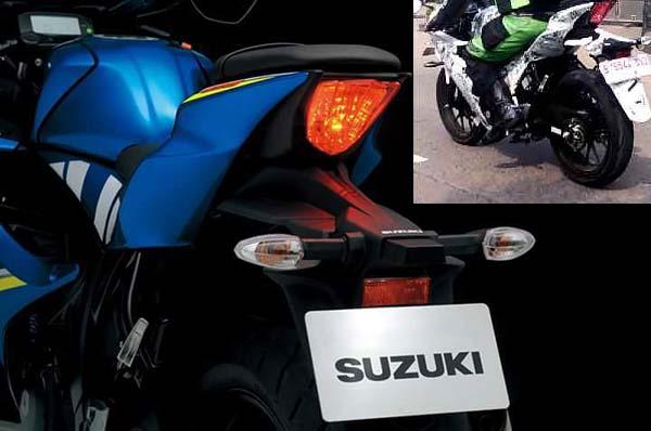 Kemiripan Suzuki GSX-R125 dan GSX-R150