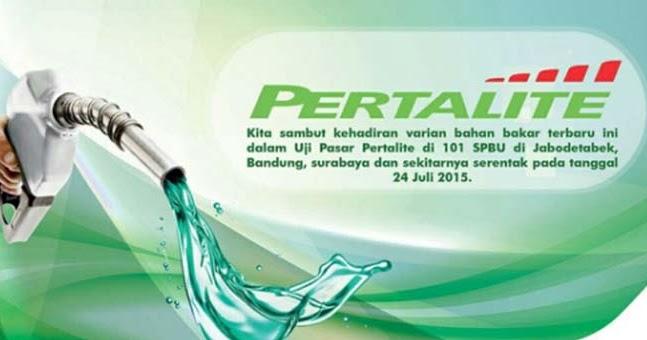 Premium digantikan Pertalite