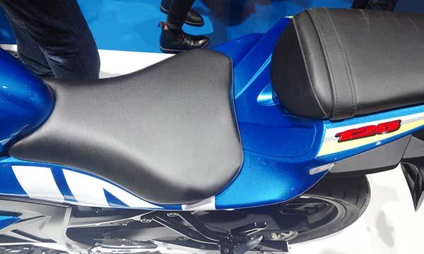Suzuki GSX-R125 baby GSX-R150 Jok Split Seat