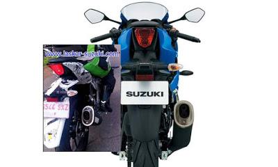 Suzuki GSX-R125 dan GSX-R150