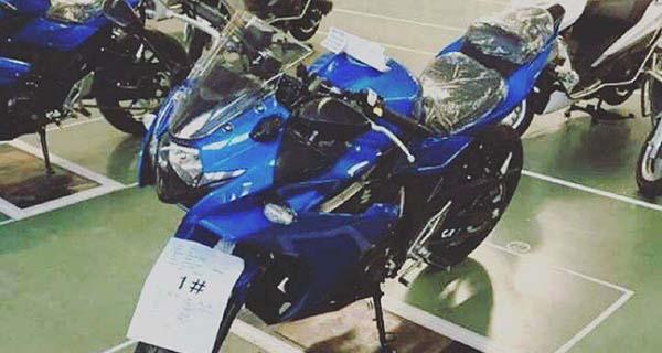 Suzuki GSX diproduksi di China