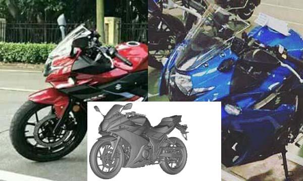 Komparasi Foto GSX 250 cc