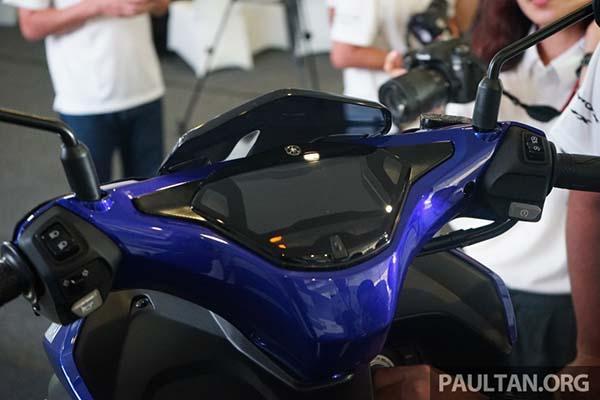Speedometer Yamaha Aerox 155