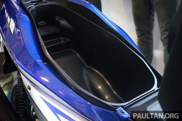 Bagasi Yamaha Aerox 155