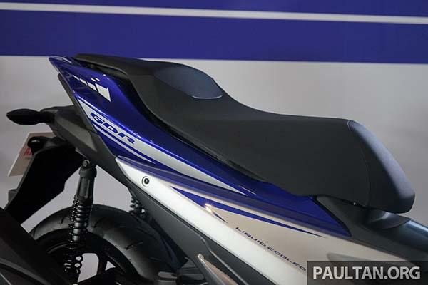Jok Yamaha Aerox 155