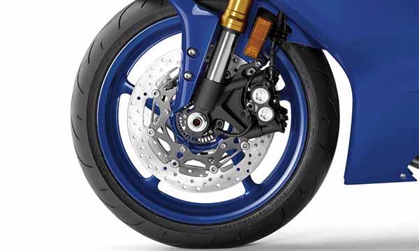 Yamaha R6 2017 disk brake