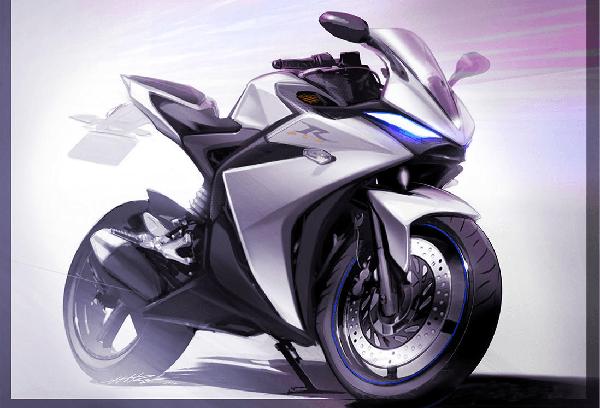 All New Yamaha R25