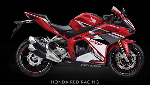 Honda CBR250RR varian Edisi spesial