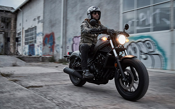 Honda Rebel 500 2017