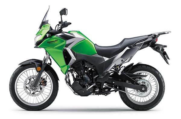 Kawasaki Versys-X 250 kiri