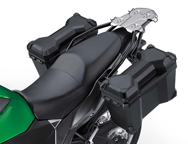 Kawasaki Versys-X 250 side box