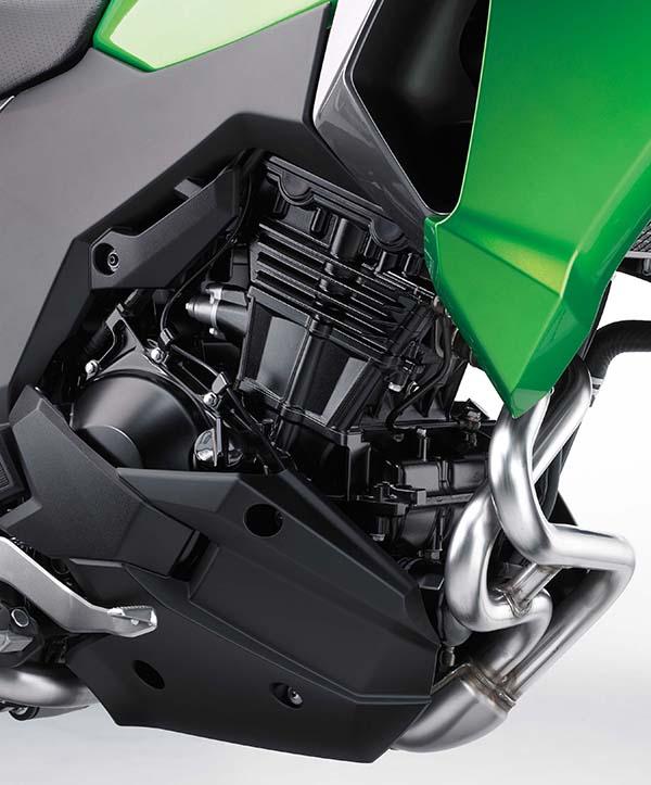 Kawasaki Versys-X 250 undercowl