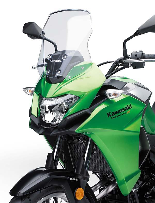 Kawasaki Versys-X 250 visor