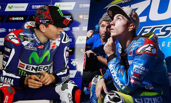 Lorenzo dan Vinales