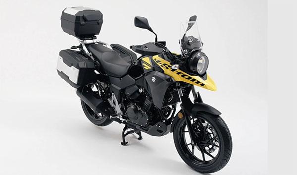 Suzuki V-Strom 250 Full Aksesoris