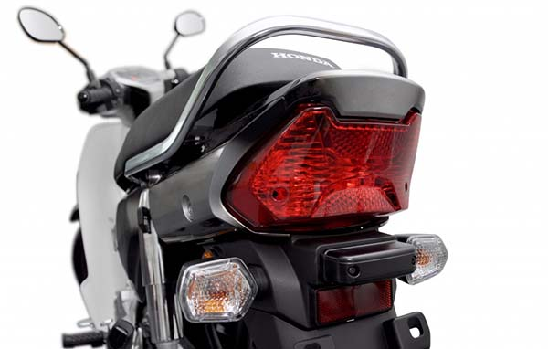 Tail Lamp EX5 Dream FI