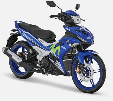 Pilihan Warna Jupiter MX King 150 warna Livery MotoGP