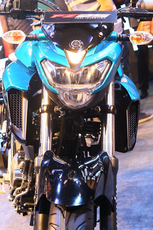 Headlamp LED Yamaha FZ250