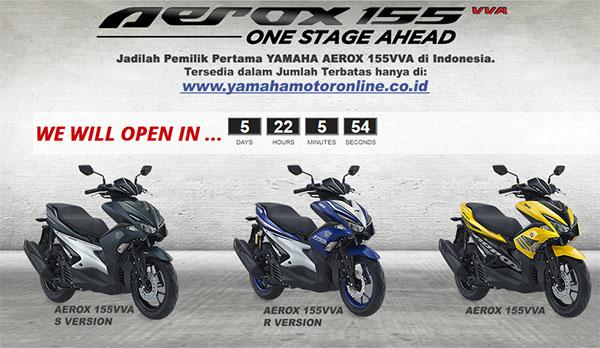 Inden Online Aerox 155