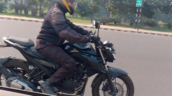 Yamaha FZ250 India