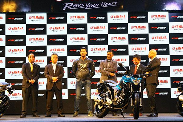 Yamaha FZ250 rilis