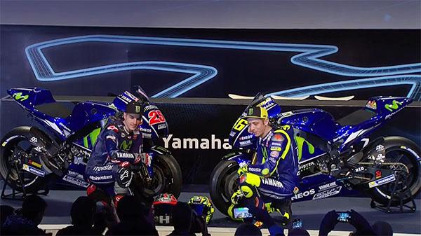 Yamaha M1 2017
