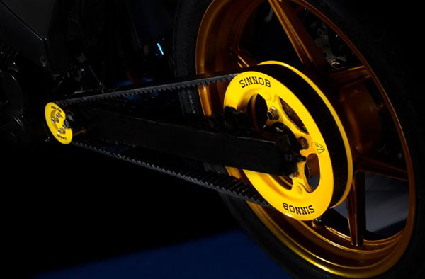 V-Belt Sinnob untuk motor transmisi manual