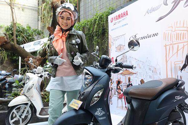 Yamaha Fino Grande 2017