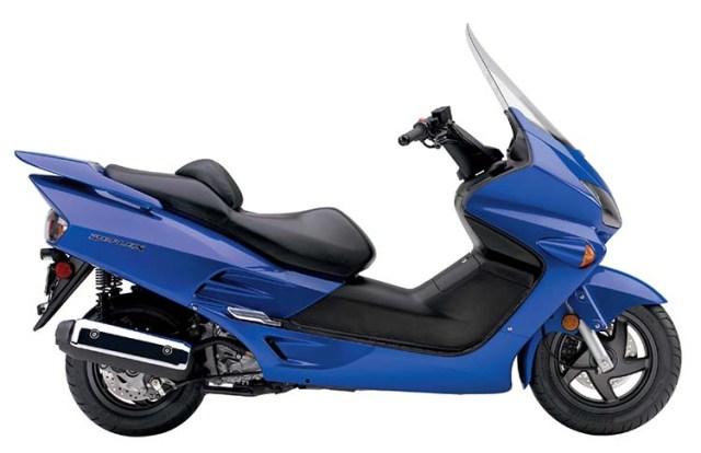 Honda Reflex 250, Matic 250 cc Honda