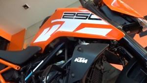 Shroud KTM Duke 250 2017