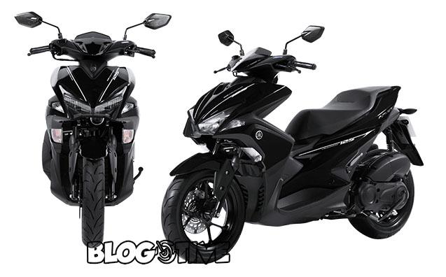 Yamaha Aerox 125 VVA