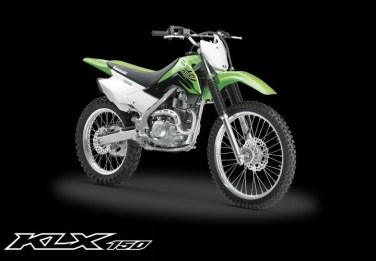 Kawasaki New KLX 150 off road