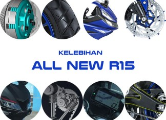 Kelebihan All New R15