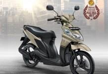 Suzuki Nex Motor Matic paling Irit